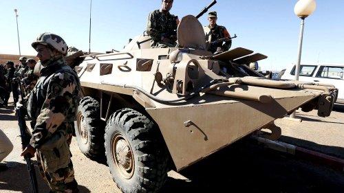 Avec la fin annoncée de l'opération Barkhane, Alger pourrait être tenté de jouer un rôle plus actif au Sahel
