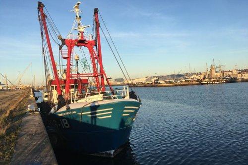 Brexit: deux navires britanniques verbalisés en baie de Seine