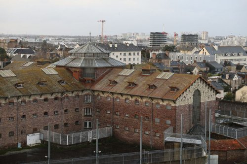 Rennes : L'ancienne prison Jacques Cartier sera transformée en espace culturel