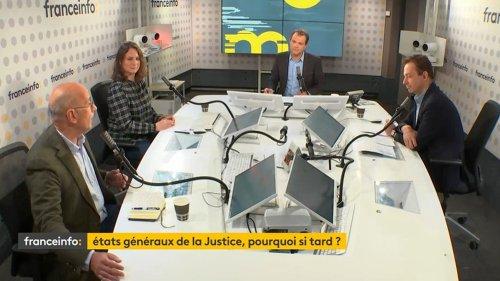 Etats généraux de la justice, campagne présidentielle de Jean-Luc Mélenchon ... Les informés du matin du lundi 18 octobre