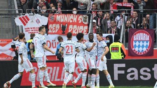 Bundesliga : le Bayern en démonstration à Leverkusen