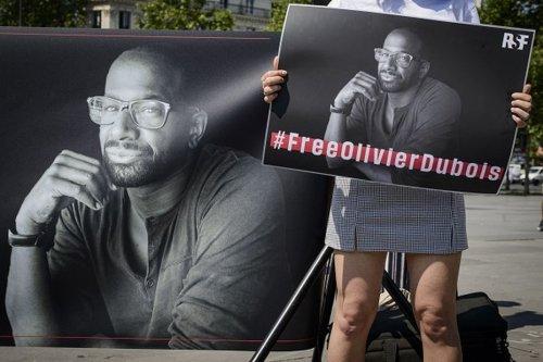 Le journaliste martiniquais Olivier Dubois otage depuis 200 jours - Outre-mer la 1ère
