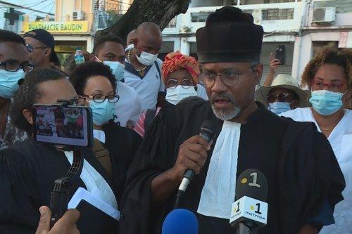 La justice ordonne la levée des blocages devant l'hôpital Pierre Zobda Quitman - Martinique la 1ère