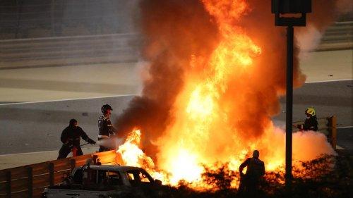 Ils ont fait l'actu. Romain Grosjean huit mois après son accident : des séquelles mais pas de regrets