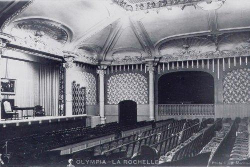 Des cinéphiles se battent pour sauver l'Olympia, l'un des plus vieux cinéma de France