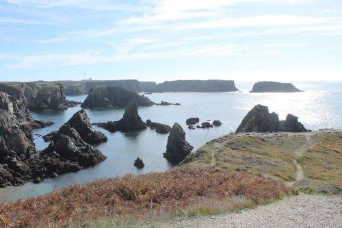 Le GR 340 de Belle-Île sélectionné pour le concours de la randonnée préférée des français