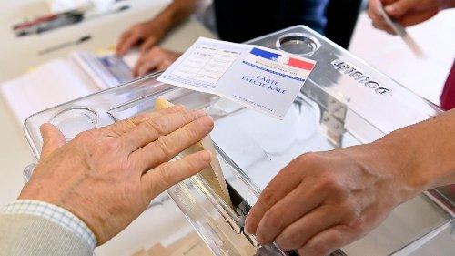 DIRECT. Résultats des élections régionales : LR en tête au niveau national, le RN plus bas qu'attendu, les sortants PS résistent