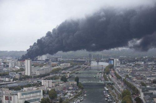 """Lubrizol : des mesures de qualité de l'air """"globalement rassurantes"""" pour Atmo Normandie"""