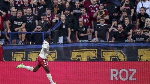 Ligue des champions : Monaco s'impose facilement à Prague dans une rencontre perturbée par des cris racistes