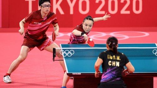 JO 2021 : pour la première fois depuis 2004, un titre olympique échappe à la Chine en tennis de table