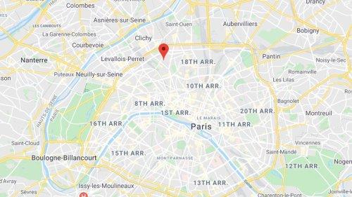 Paris : une voiture a percuté la terrasse d'un bar du 17e arrondissement faisant un mort et un blessé grave, une enquête est ouverte