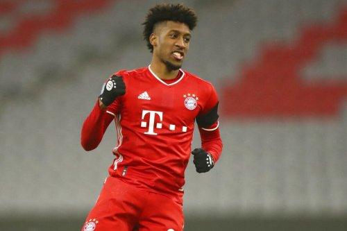 Kingsley Coman de retour à l'entraînement du Bayern après son opération du coeur - Guadeloupe la 1ère