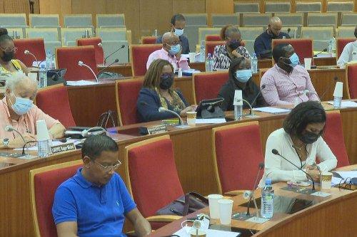 Le projet de révision de la PPE adopté en séance plénière par les conseillers territoriaux. - Guyane la 1ère