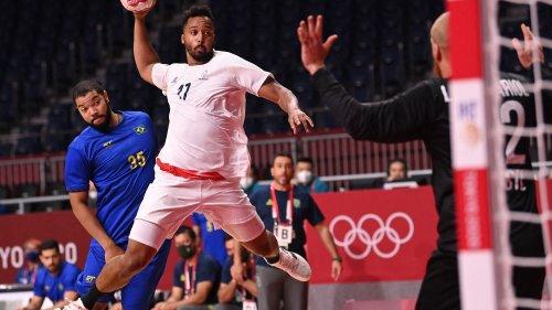 JO 2021 - Handball : l'équipe de France fait un pas vers la qualification en dominant le Brésil