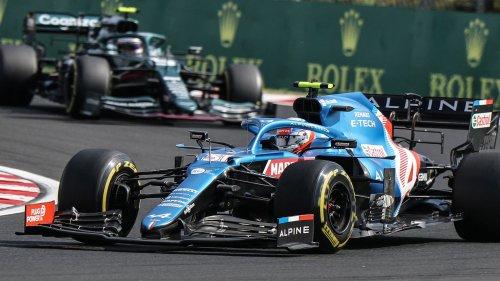 F1 : revivez la première victoire d'Esteban Ocon en carrière devant Vettel et Hamilton