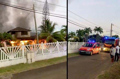 Pourquoi un garagiste du Lamentin a-t-il incendié sa propre maison ? - Martinique la 1ère