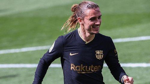 Griezmann guide Barcelone, Diaby passeur attitré, expulsion précoce pour Ahamada... Les Français du week-end européen