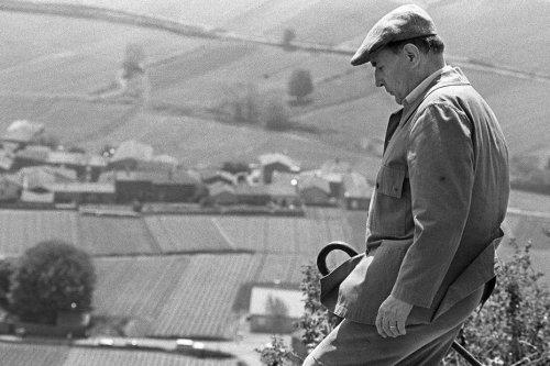 ARCHIVES. François Mitterrand, de Cluny à Château-Chinon et Solutré, les images d'un président en Bourgogne
