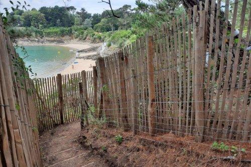 L'ouverture du sentier côtier le long des villas de Saint Briac en passe d'être confortée par la justice
