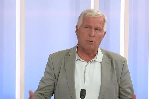 """Manifestations anti-pass sanitaire : """"des gens qui sont manipulés"""" pour Jean-Paul Stahl, professeur au CHU de Grenoble"""