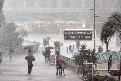 Météo : vigilance orange orages, pluie, inondation dans le Gard et l'Hérault dans la nuit de samedi à dimanche