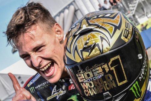 Fabio Quartararo champion du monde de motoGP : l'histoire d'un gosse de Nice qui réalise son rêve