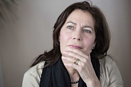 Mémona Hintermann. Un livre sur la tentative de suicide de son mari pour alerter et briser le tabou