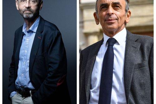 """Béziers : Robert Ménard et Eric Zemmour en croisade pour """"réécrire l'histoire de France"""""""