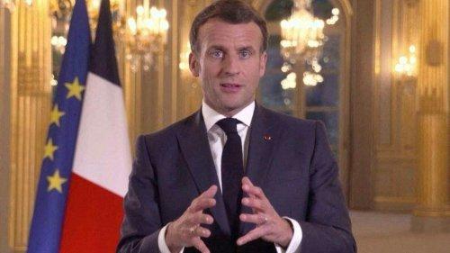 Ce qu'il faut retenir de l'entretien d'Emmanuel Macron à la chaîne américaine CBS