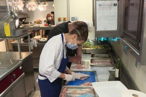 Lyon : se former aux métiers de la restauration dans un vrai restaurant avec la fondation des apprentis d'Auteuil