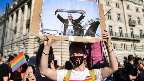 """Hongrie : la loi anti-LGBT est """"un enfumage au moment où Viktor Orban est très embêté par des faits de corruption"""", estime un eurodéputé LREM"""