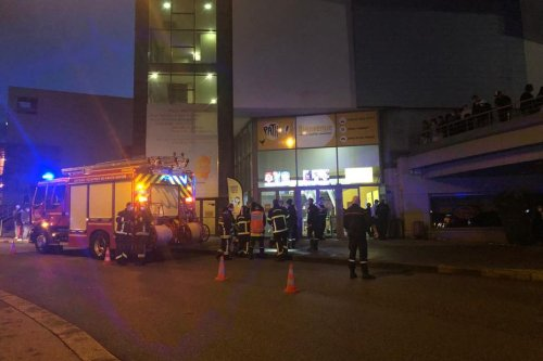 Annecy : 171 personnes évacuées d'un cinéma après une série de malaises