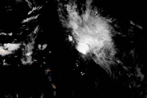 Dans le sillage de Peter, la Guadeloupe et les îles du Nord placées en vigilance météo Jaune - Guadeloupe la 1ère