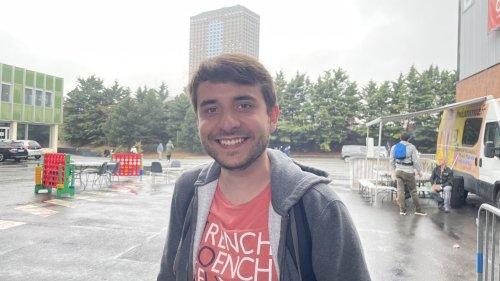"""Julien, 26 ans, ingénieur : """"La montée du discours d'extrême droite dans la classe politique, ça change la donne par rapport à 2017"""""""