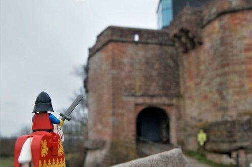 Bas-Rhin : une exposition Lego au château de Lichtenberg, pour petits et grands
