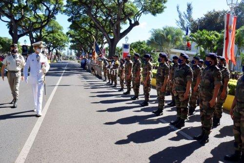 Cette année encore, le 14 juillet célébré en toute intimité - Polynésie la 1ère