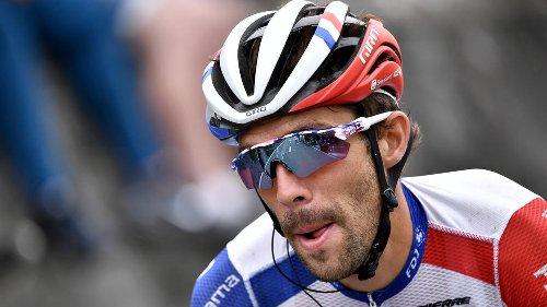Thibaut Pinot (Groupama - FDJ) renonce au Tour d'Italie