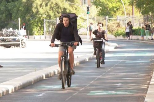 Nice à vélo milite pour l'amélioration des aménagements cyclables dans la ville