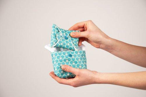 À Amiens, des kits de serviettes hygiéniques lavables offerts aux étudiantes pour lutter contre la précarité menstruelle
