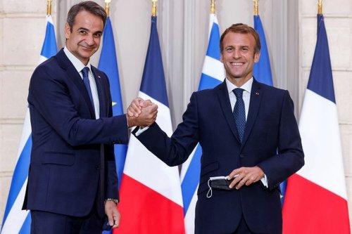 La France vend des frégates à la Grèce et tourne la page des sous-marins australiens - Nouvelle-Calédonie la 1ère