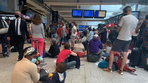 DIRECT. Accident de chantier mortel à Massy : les liaisons entre la gare Montparnasse et le Sud-Ouest interrompues