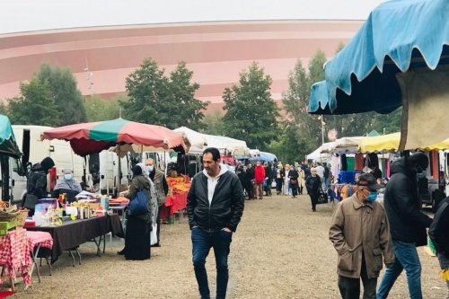 Eurométropole de Strasbourg : un marché le dimanche à Eckbolsheim, une première dans le Bas-Rhin