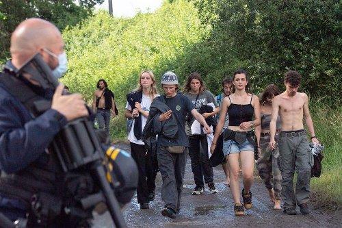 Rave-party à Redon : six personnes en garde à vue dont deux sont originaires d'Angers et Saint-Gilles-Croix-de-Vie