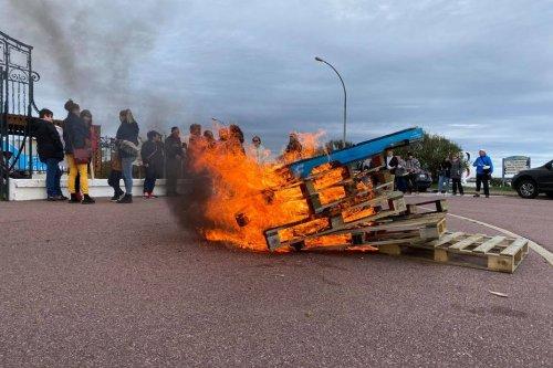 Nouvelle manifestation à Saint-Pierre et Miquelon contre l'obligation vaccinale - Saint-Pierre et Miquelon la 1ère
