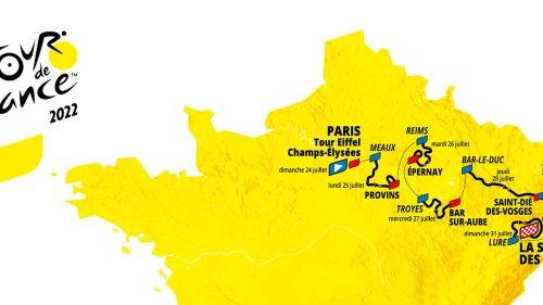 Tour de France 2022 : l'épreuve féminine revient après douze ans d'absence, découvrez le parcours de Paris à La Planche des Belles Filles