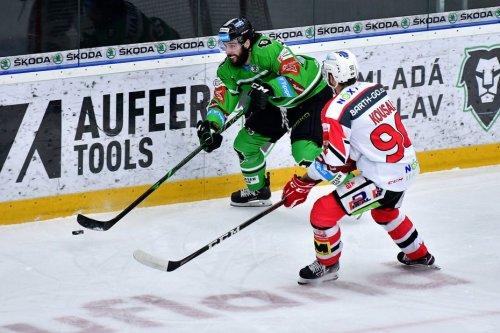 Hockey sur glace : Valentin Claireaux en pleine préparation pour sa nouvelle saison en République Tchèque - Saint-Pierre et Miquelon la 1ère