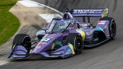 Une première course prudente mais convaincante pour Romain Grosjean en Indycar
