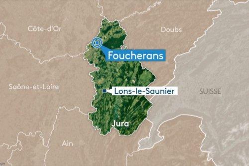 Jura : un blessé grave dans un accident de minibus sur l'autoroute A39