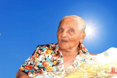 Vincente Constance Newton surnommée Olanice, la doyenne du Marigot a tiré sa révérence à 110 ans - Martinique la 1ère