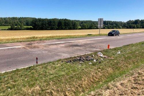 Aube : trois morts dont deux enfants dans un accident de la route